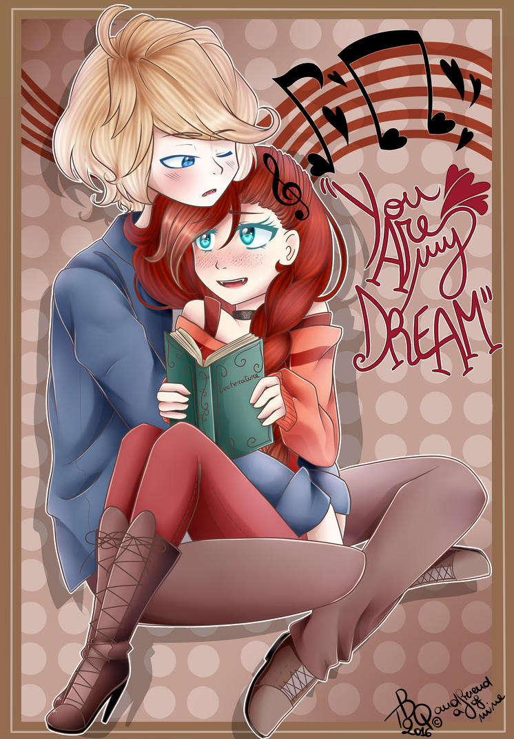 |DL| You're my DREAM by AlessiaTH
