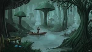 Peaceful waters 2