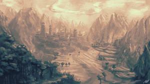 J'uondo, the City of Bells - Commission