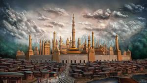 Makeshtala, City of Three Nations - Commission