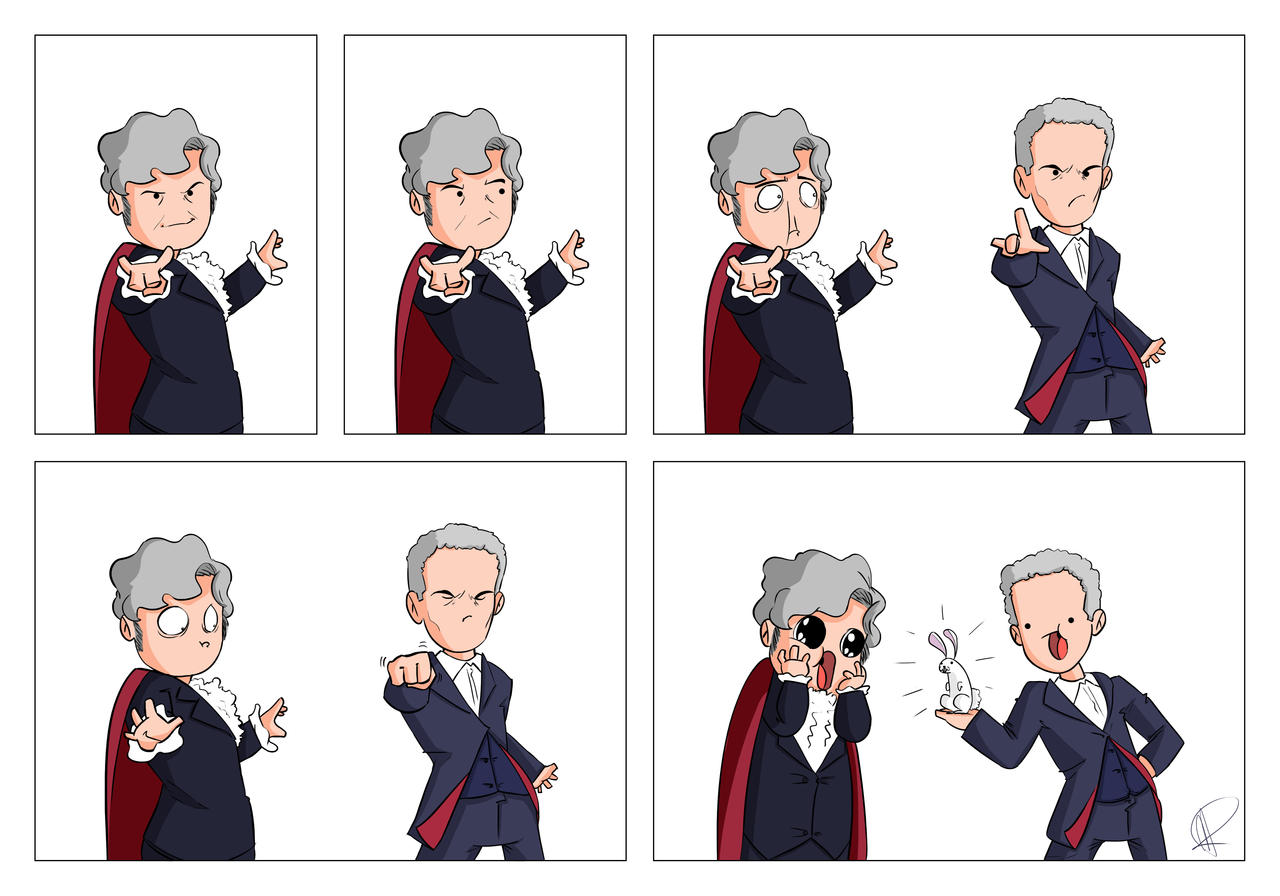 Timelord Magician by Blizarro