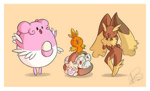 Easter Pokemon