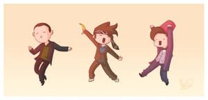 The Doctor Dances by Blizarro