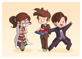 Osgood, 10 and 11 by Blizarro