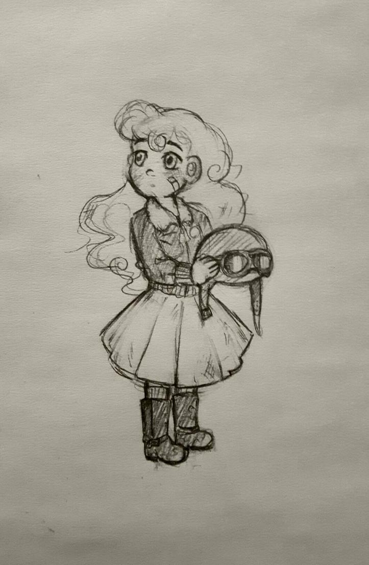 Annie by SpicyStarFruit