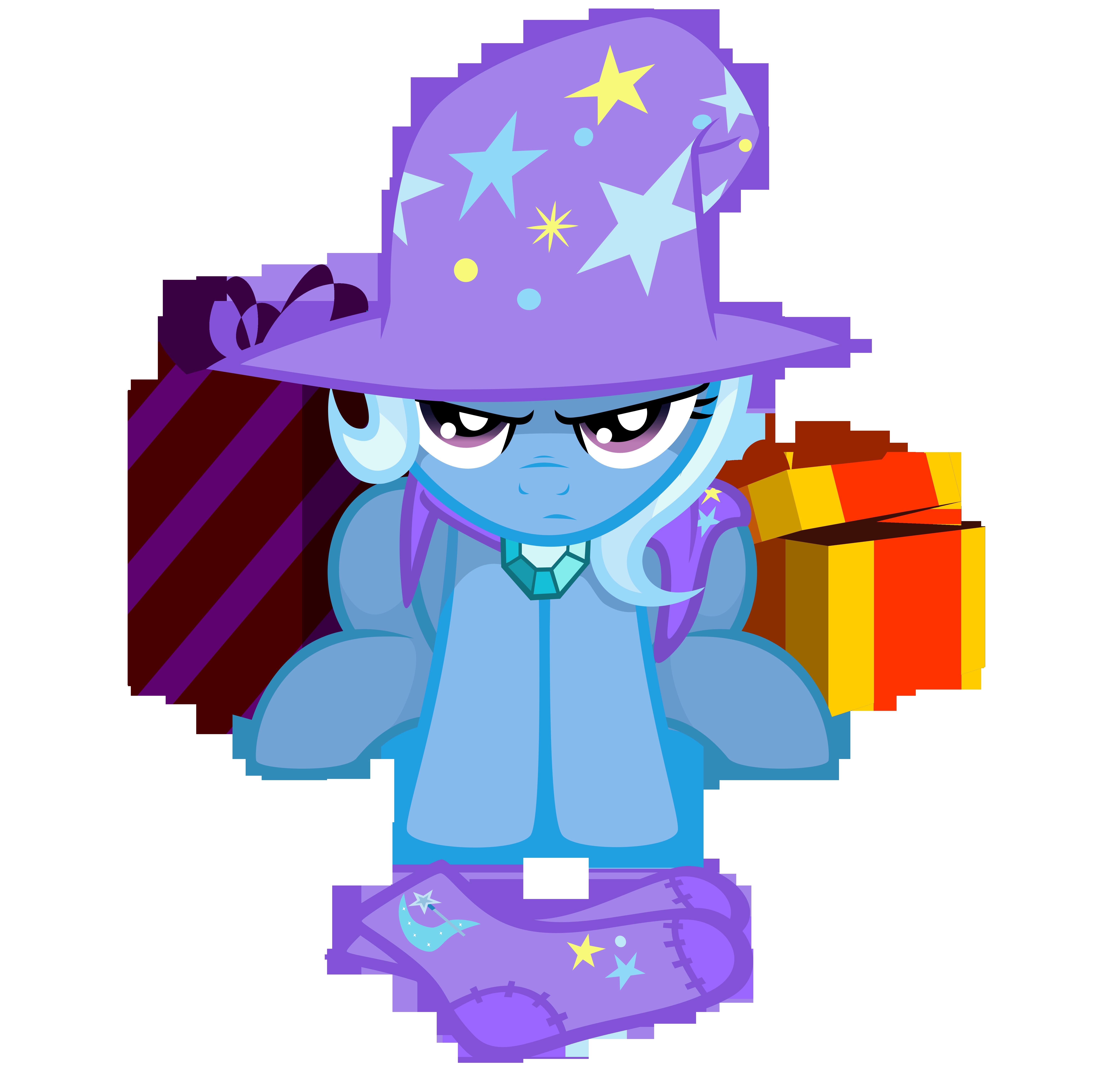 Trixie wubz socks! by Watisdatdennhier
