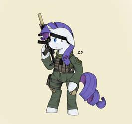Warfighter Rarity