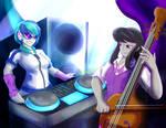 FANART: DUO MUSICIANS