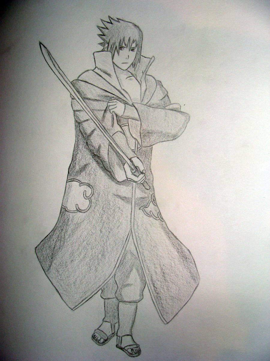 uchiha sasuke drawing by kakashiz on DeviantArt