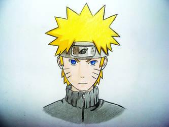Uzumaki Naruto recolor