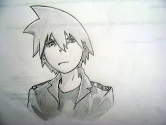 Soul Evans drawing