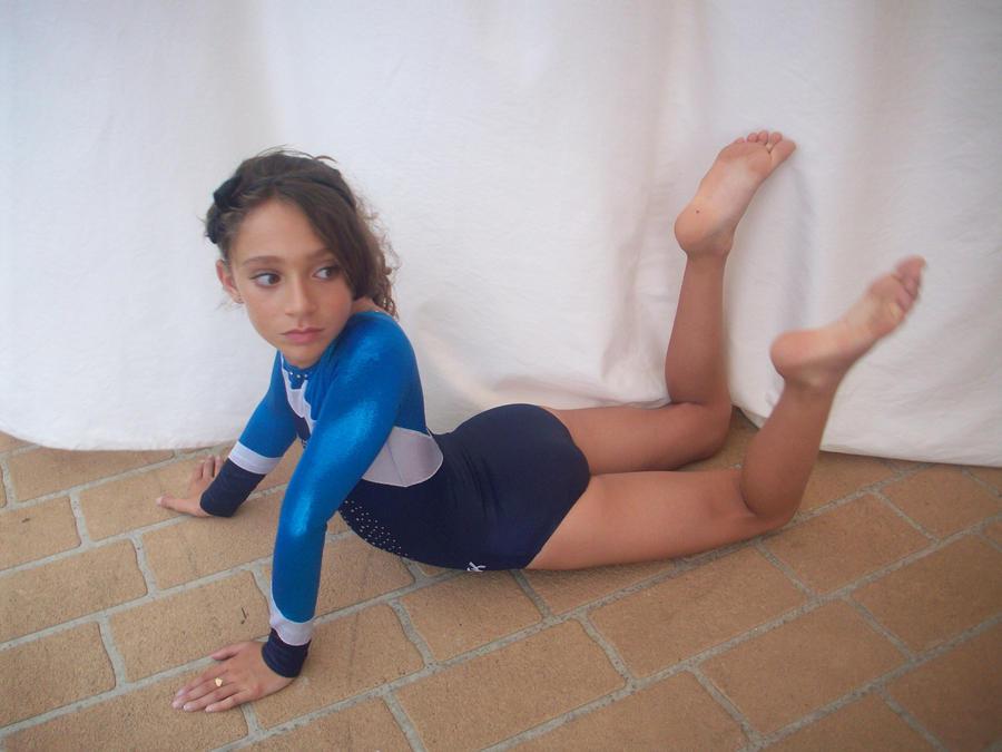 Gymnast xi by Capoodra-StockImages