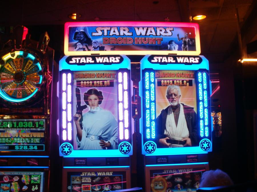 Star Wars Slot Machine