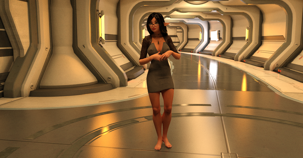 Interior Image Test Iray by will2power71