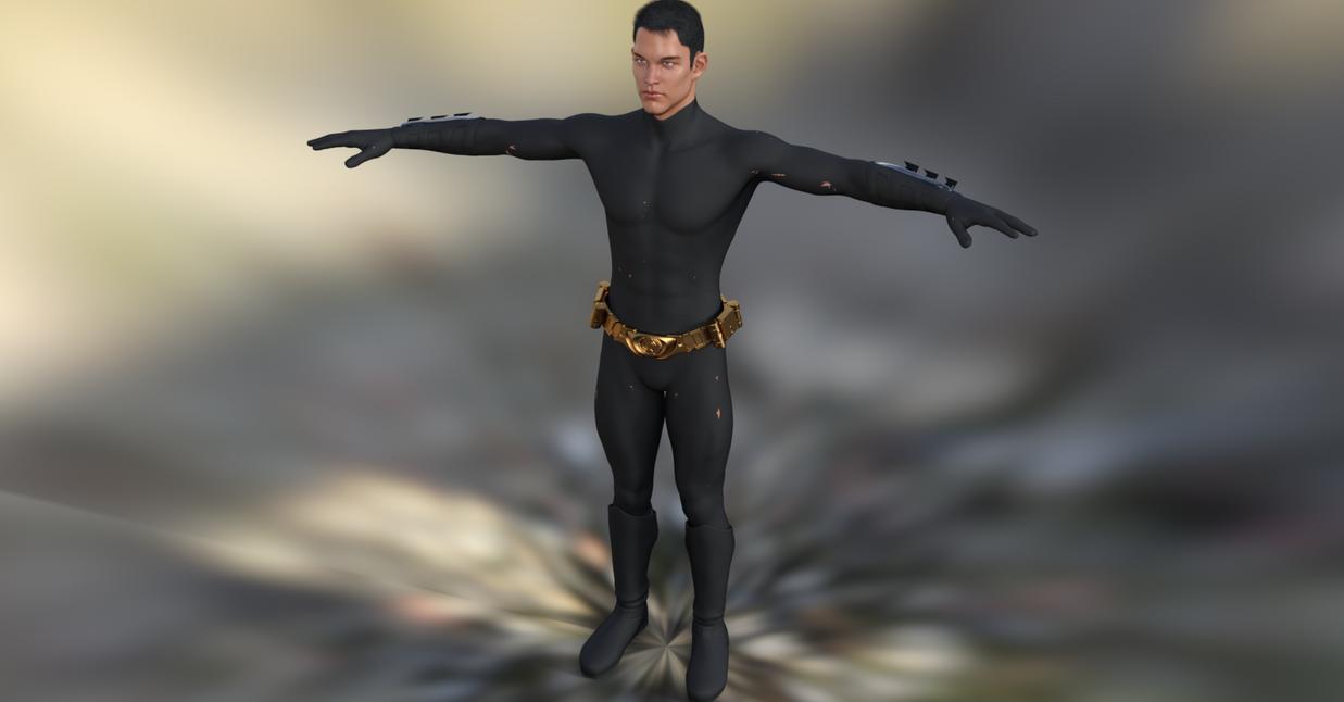 Batman Prototype by will2power71