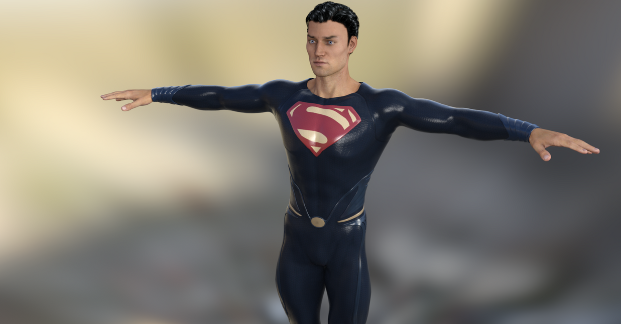 Superman Prototype by will2power71
