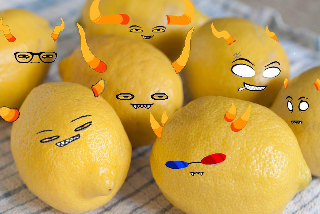 Homestuck Lemons by PenofRage