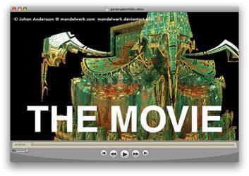 Alien Generaator THE MOVIE by MANDELWERK