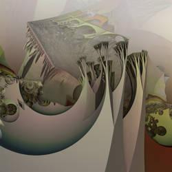 Seventh Secret of the Forest by MANDELWERK