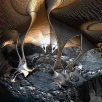 Abyss of Blattaria Benoitis by MANDELWERK