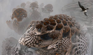 First year of the MANDELBULB by MANDELWERK