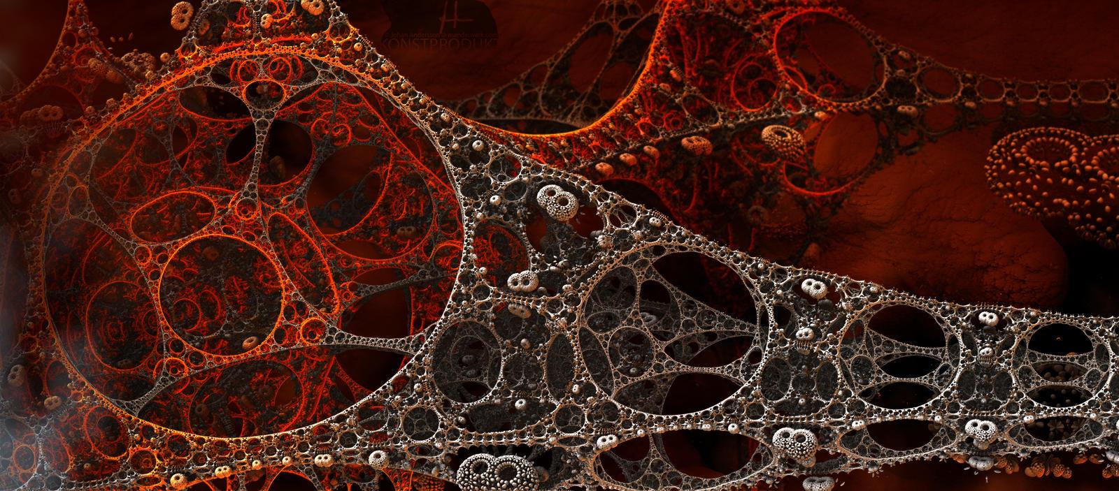 Solar Nervous System by MANDELWERK