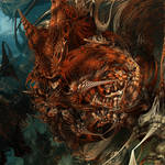 The Fractal Wasp Troll by MANDELWERK