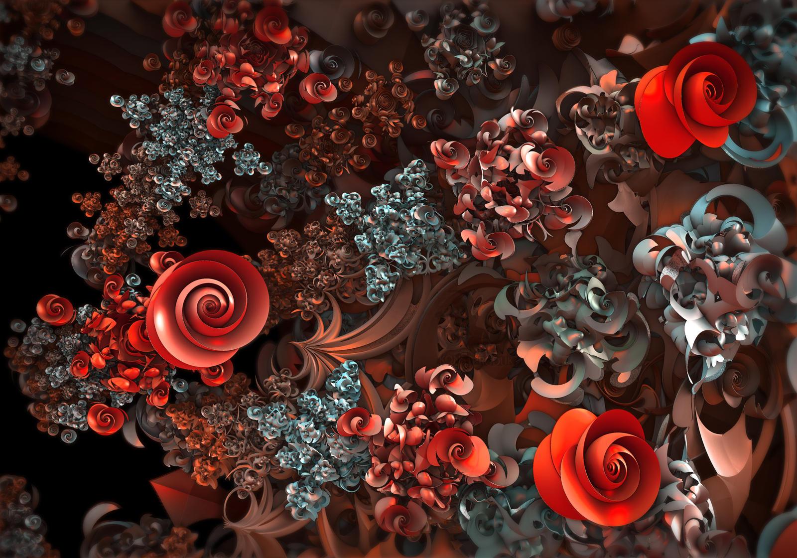 Molecular Bouquet