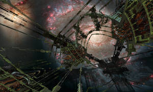 Arrival no52 to M51 by MANDELWERK