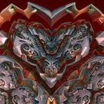 A heart of steel is always...