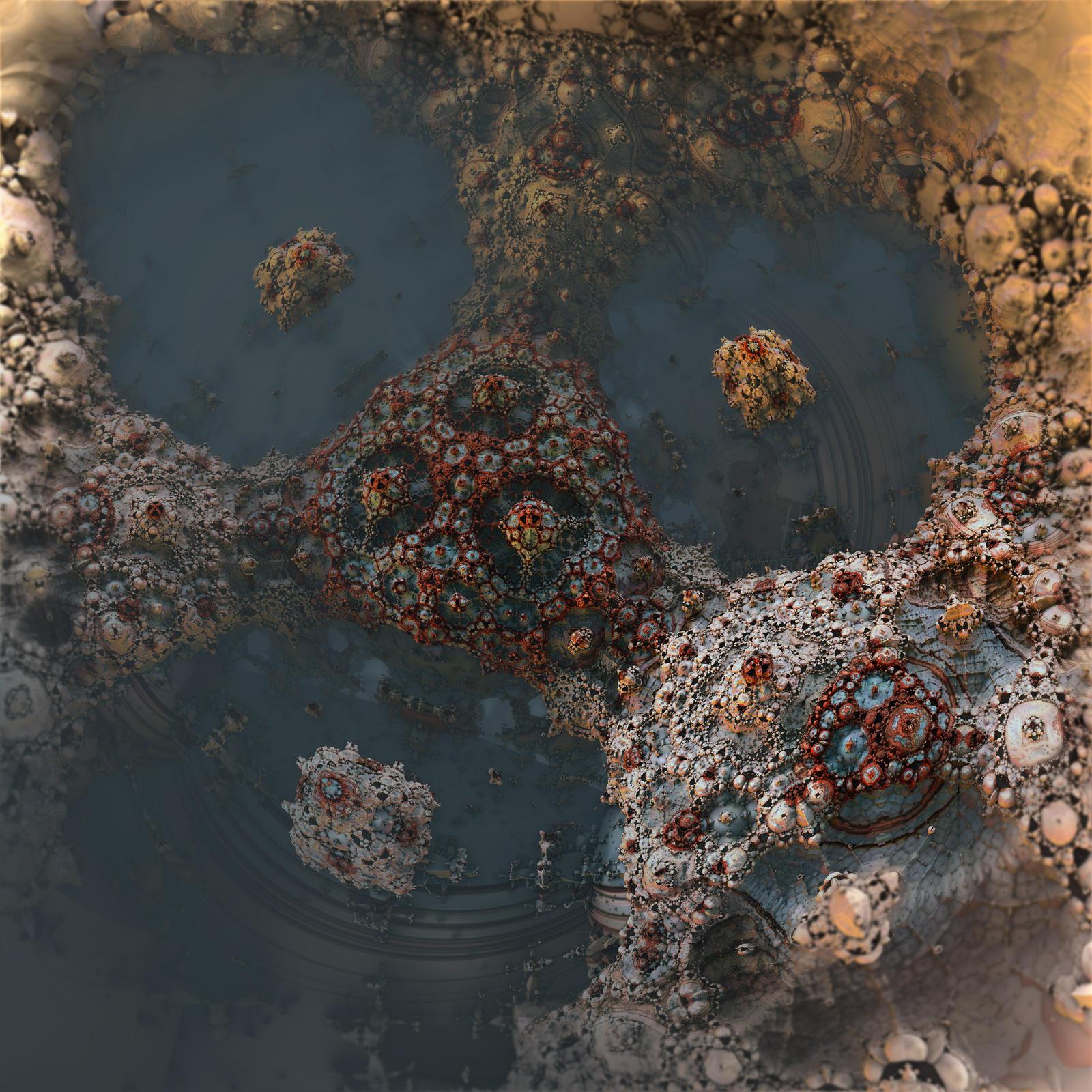 Tri-pond Fungus Abyss