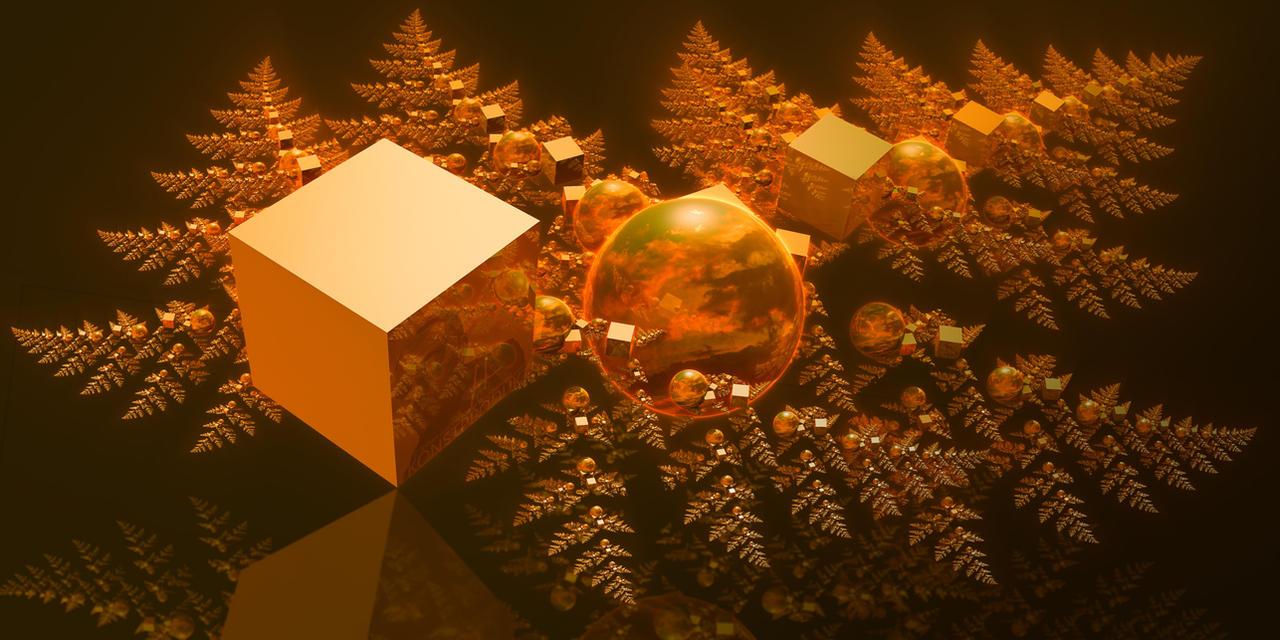 Propagation of a crystalline universe
