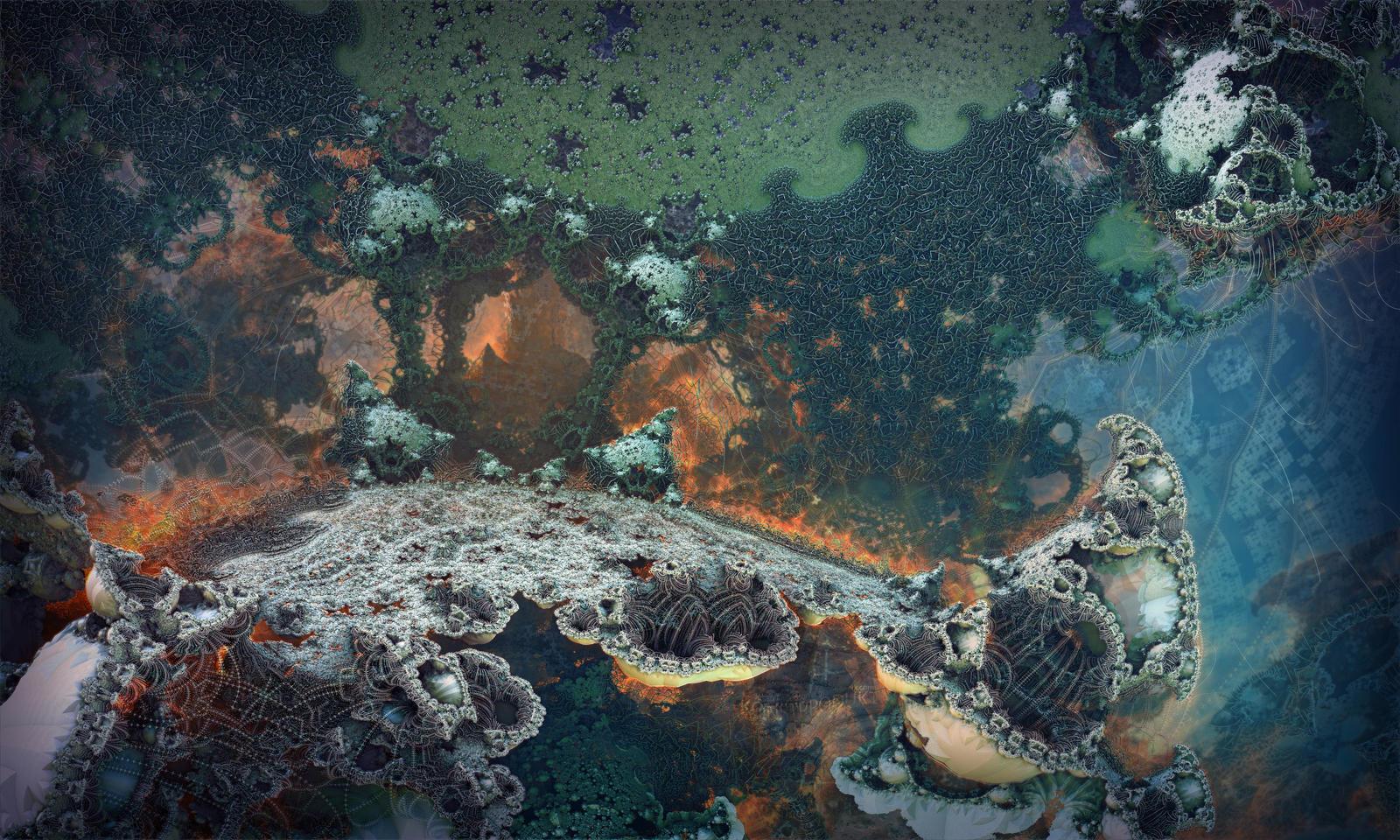 Subsurface Matrix Decay