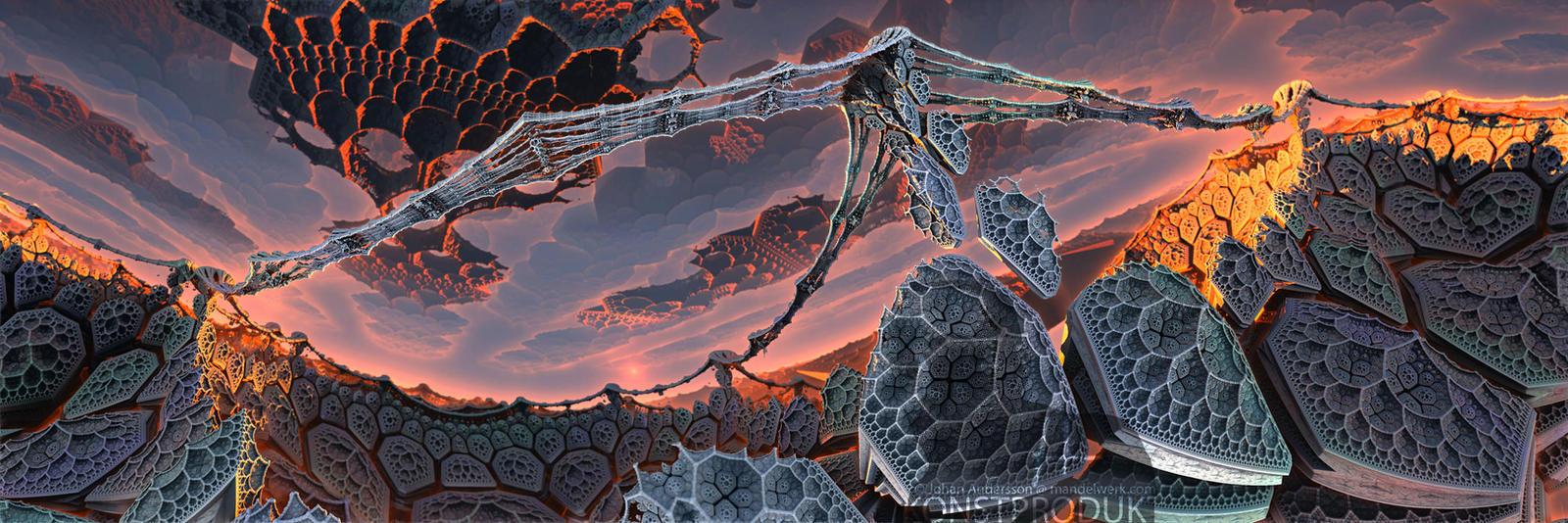 Neuron bridge of sanity collapse