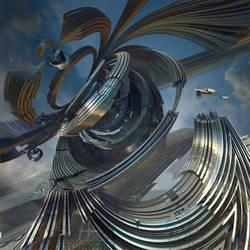 Gyroscopic encounters by MANDELWERK