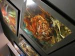 Wasp Troll and Friends @ Exhibition by MANDELWERK