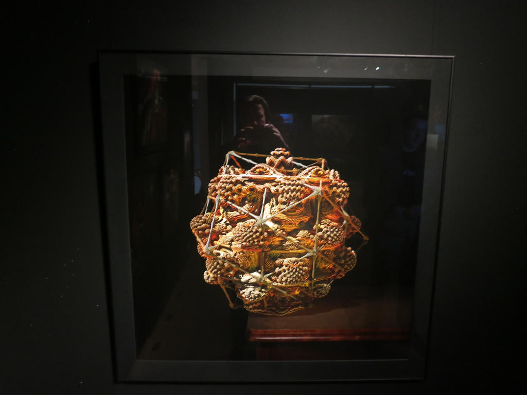 Basket of bread @ Exhibition by MANDELWERK