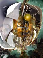 The Madonna of Fractal Mathematics by MANDELWERK