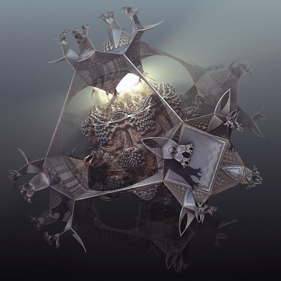 Birth of an Unorthodox Idea by MANDELWERK