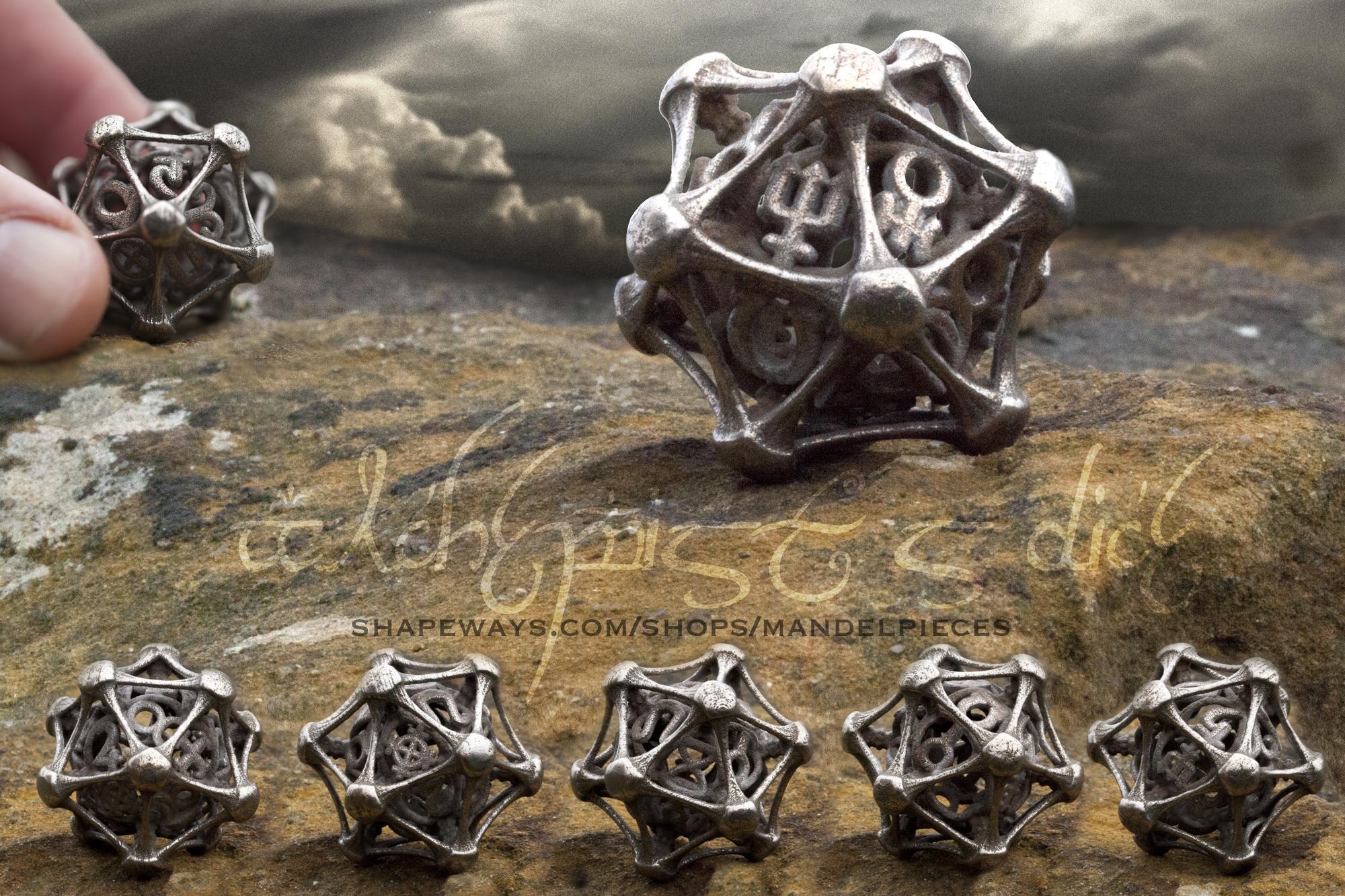 Alchemist's Dice - D20