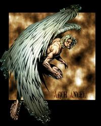 Arch Angel by Days-Go-By