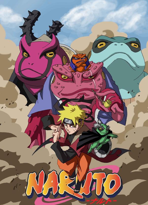Naruto The Sage by Trevone