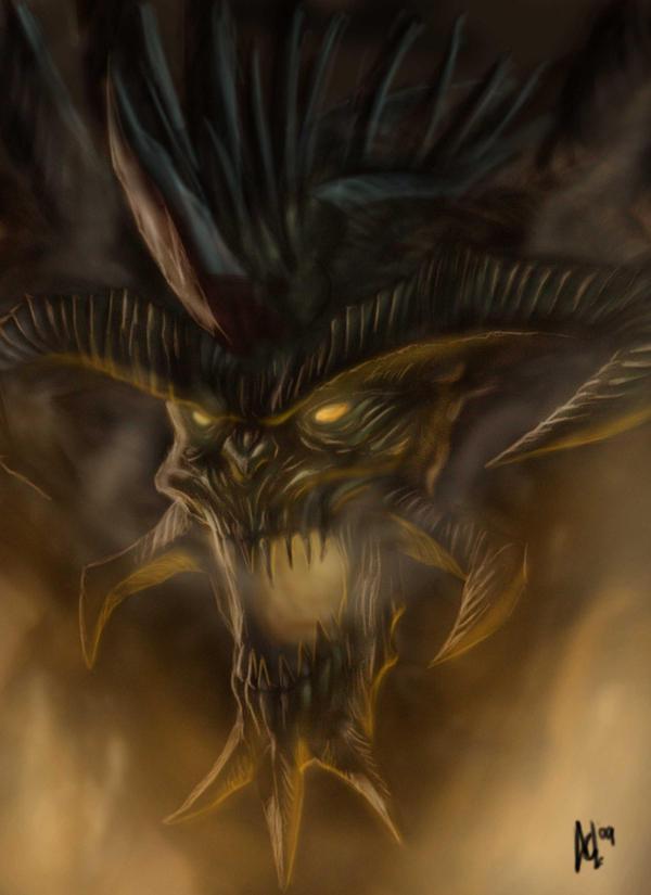 Diablo by Trevone