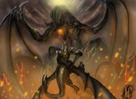 Dragon Slayer by Trevone