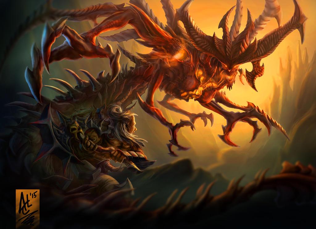 Diablo III by Trevone