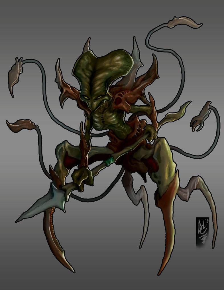 Alien by Trevone