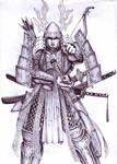 Samurai by Trevone
