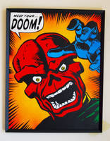 Red Skull by philly808
