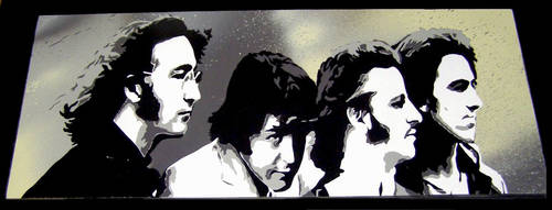 The Beatles by philly808