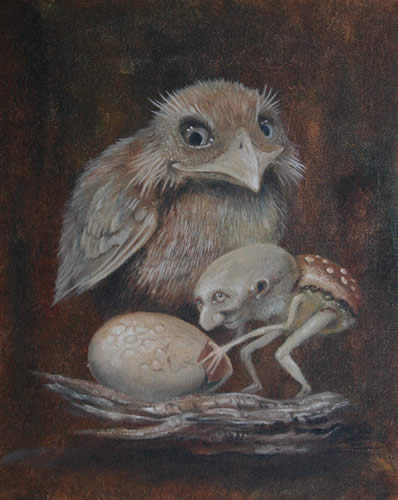 Egg polisher by EdSchaap